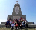 Членове на ГЕРБ – Стара Загора с патриотична инициатива по повод 140 години от боевете за града