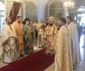 Митрополит Киприан отслужи празнична Илинденска литургия в казанлъшкия храм