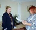 Областният управител Гергана Микова се срещна с българка, ръководител на наше неделно училище в Ксанти, Гърция