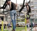 Турнир по стрийт фитнес ще се проведе тази събота в Стара Загора