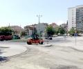 """Със седмица се удължава срокът за реконструкция на кръговото кръстовище под стадион """"Берое"""""""
