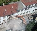 Започна събарянето на сградата на Стария съвет в Стара Загора