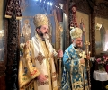Митрополит Киприан и митрополит Антоний служиха на Успение Богородично в Казанлък
