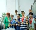 Областният управител Гергана Микова поздрави младите медалисти от състезанията в Куала Лумпур, Малайзия и Сингапур