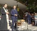 """Кметът на Стара Загора Живко Тодоров откри учебната година в 6-то Основно училище """"Св. Никола"""""""