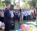 Кметът Живко Тодоров поздрави учениците в най-голямото професионално учебно заведение в областта