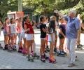 Европейската седмица на мобилността в Стара Загора започна със състезание с ролери
