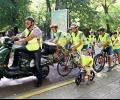 Състоя се велопоход за Европейската седмица на мобилността в Стара Загора