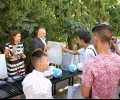 В Стара Загора министър Красен Кралев зарадва деца в неравностойно положение