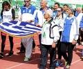 На 95 години е най-възрастният състезател в Балканския мастърс шампионат по лека атлетика в Стара Загора