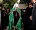 Стара Загора тържествено посрещна българския патриарх Неофит