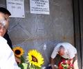 С паметна плоча почетоха паметта на Хаджи Никола Георгиев в Хан Аспарухово