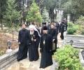 Патриарх Неофит посети Старозагорската митрополия и се срещна с митрополит Галактион