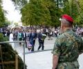 С тържествен военен ритуал Стара Загора посрещна 132-та годишнина от Съединението на България