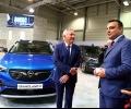 Министър Московски откри Автомобилен салон София 2017
