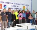Наградиха най-добрите плувци на турнира
