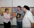 Голямата награда на Есенния салон в Стара Загора е за скулптора Красимир Младенов