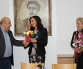 Новият обществен посредник на Стара Загора Надежда Чакърова-Николова встъпи в длъжност