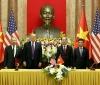 ЕЙ И ЕС подписа Меморандум за разибрателство пред президента на САЩ Доналд Тръмп във Виетнам