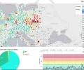 От днес следим качеството на въздуха в реално време чрез интерактивна карта на Европейската агенция по околна среда