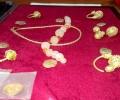 Голямо златно съкровище откри полицията у иманяри в Казанлък