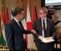 Радостин Танев, народен представител от ГЕРБ, участва в глобална конференция на младите парламентаристи в Отава