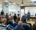 Секретарят на Община Стара Загора Делян Иванов поздрави участниците в проведения под липите Шампионат по презентиране