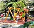 Втора детска площадка дари на Стара Загора почетният гражданин Димо Бухчев