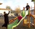 С нова площадка зарадваха децата в Змейово