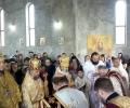 Митрополит Киприан служи в Констанца