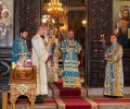 Митрополитите Киприан и Антоний отслужиха Божествена Света литургия за Деня на християнското семейство