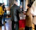 ВМРО - Стара Загора раздаде брашно на нуждаещи се в Деня на християнското семейство, готви се да чества 110 г. от смъртта на Иван Гарванов