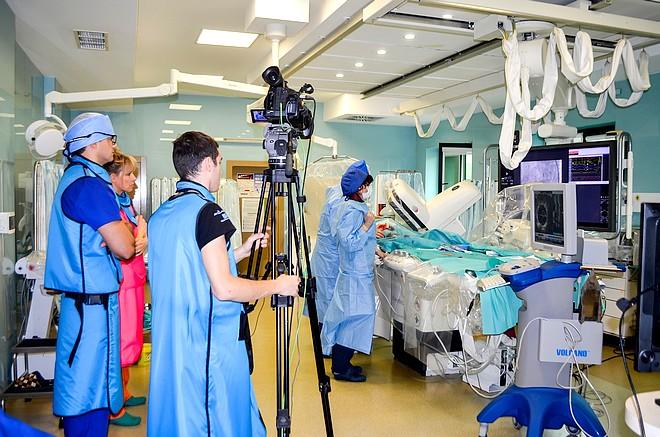 Videonmost_Plovdiv_Kardiolozi_Bolnica Trakia-4-WEB