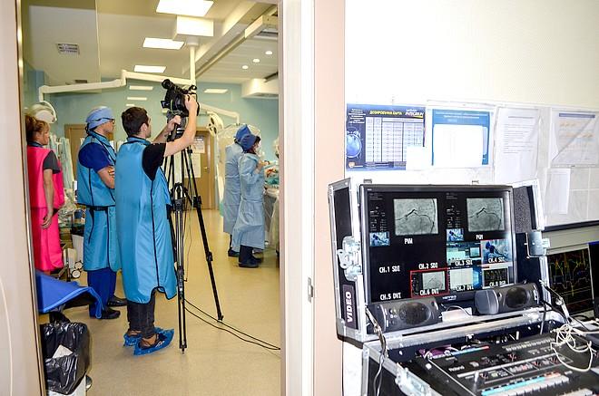 Videonmost_Plovdiv_Kardiolozi_Bolnica Trakia-5-WEB