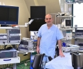 Модерен лапароскопски метод коригира пропадането на тазовите органи при жени в Болница