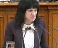 Депутатът Донка Симеонова представи 10 предложения за промяна в образователните процедури