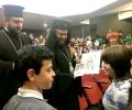Митрополит Киприан се срещна с деца от Стара Загора, изучаващи религия