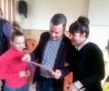 Народният представител Радостин Танев се срещна с ученици от Стара Загора