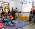 Национална седмица на четенето: Народен представител прочете приказка на децата от