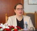 Посланикът на Израел Ирит Лилиан пристига на първа визита в Стара Загора