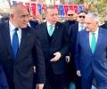 Премиерът Бойко Борисов в Истанбул: Ще помогнем за подобряване на отношенията между Турция и Европейския съюз