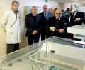 Рицари на Малтийския орден дариха апаратура за МБАЛ Гълъбово