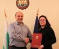Отличие от Главния прокурор за Надежда Белчева, говорител на Районна прокуратура - Стара Загора