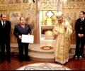 Кметът Николай Тонев посреща в Гълъбово Посланика на Малтийския орден в България Камило Дзуколи на 30 януари