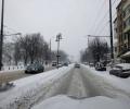 Снегът в Старозагорско не създава проблеми