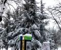 50 см сняг в Гурково. Обстановката в региона след последния снеговалеж