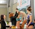 В Стара Загора се проведе 8-ят Международен турнир по художествена гимнастика за купа
