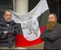 Знамето на Старозагорското въстание - първообраз на националния трикольор