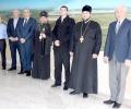 """Старозагорският митрополит Киприан посети """"Мини Марица-изток"""" ЕАД"""