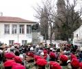 Със заупокойна литургия старозагорци отбелязаха 145-та годишнина от обесването на Васил Левски